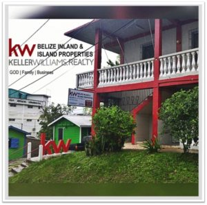 Keller Williams Belize Inland and Island Properties Market Center Office