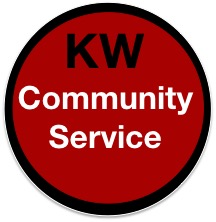 Careers Keller Williams Belize KW Community Service Button