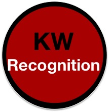 KW Recognition Button