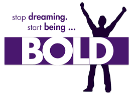 KW Start Being Bold a life by Design