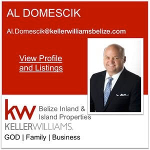 Al Domescik Keller Williams Belize