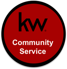 Keller Williams Community Service Button