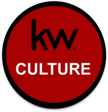 Keller Williams Culture Button