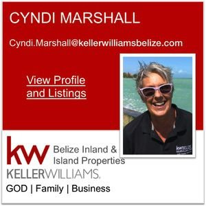 Cyndi Marshall Keller Williams Belize