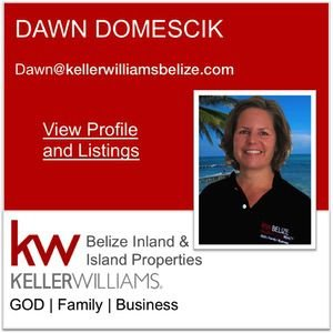 Dawn Domescik Keller Williams Belize