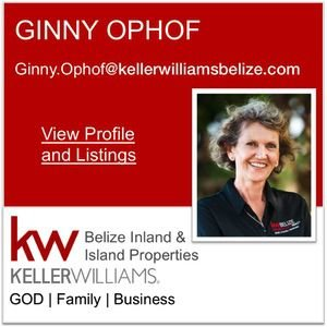 Ginny Ophof Keller Williams Belize