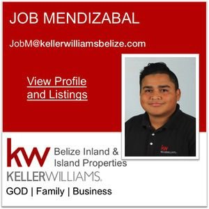 Job Mendizabal Keller Williams Belize