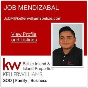 Job Mendizabal Keller Williams Belize