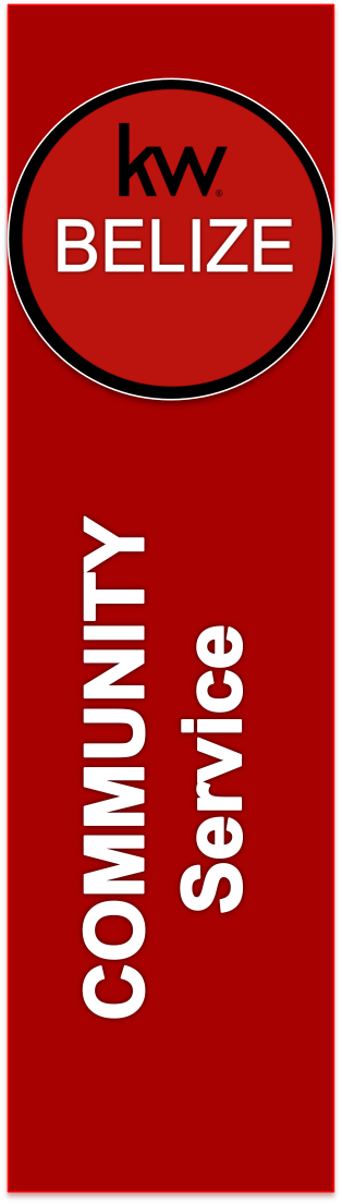 Keller Williams Community Service Banner