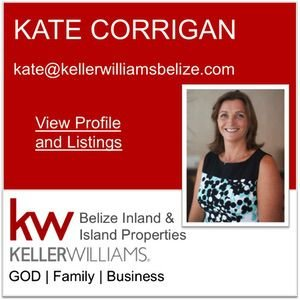 Kate Corrigan Keller Williams Belize