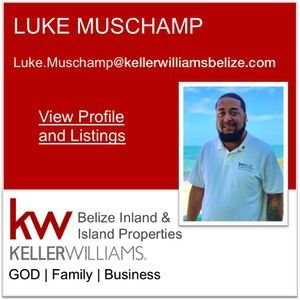 Luke Muschamp Keller Williams Belize