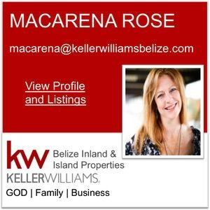 Macarena Rose Keller Williams Belize