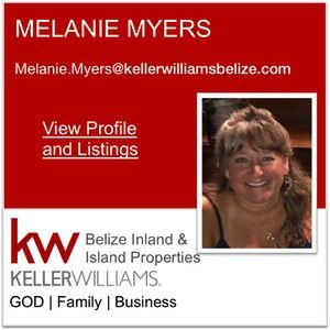 Melane Myers Keller Williams Belize