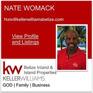Nate Womack Keller Williams Belize