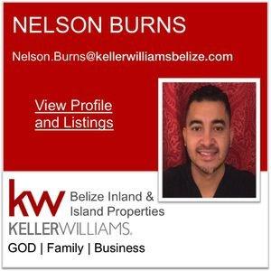 Nelson Burns Keller Williams Belize