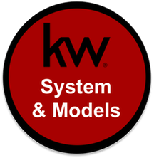 Keller Williams Systems and Models Button
