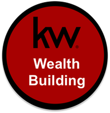 Keller Williams Wealth Building Button