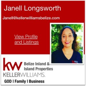 Janell Longsworth Keller Williams Belize Agent
