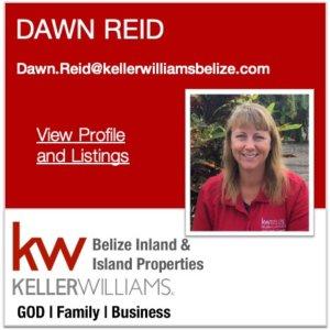 Dawn Reid Belize Real Estate Agent